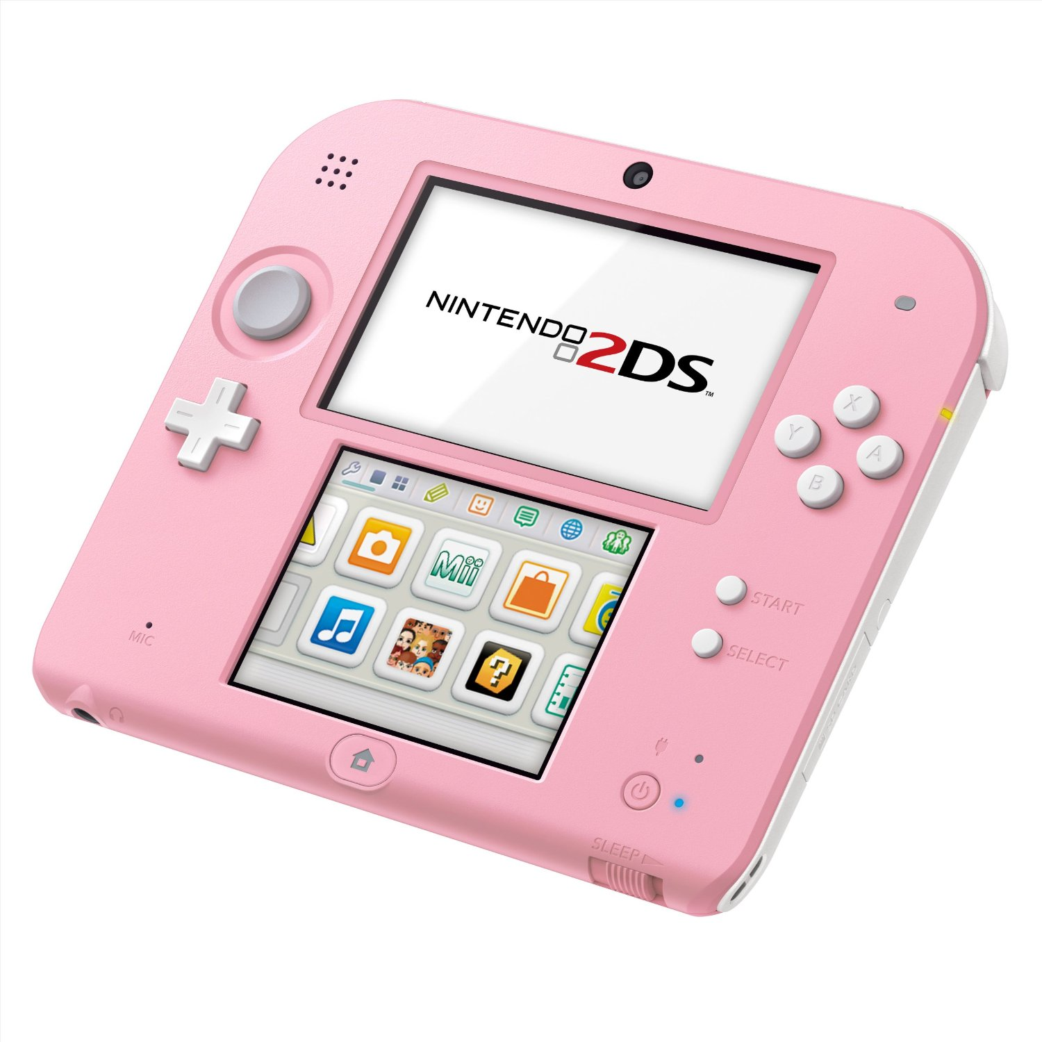 nintendo 2ds pink tomodachi life. Black Bedroom Furniture Sets. Home Design Ideas
