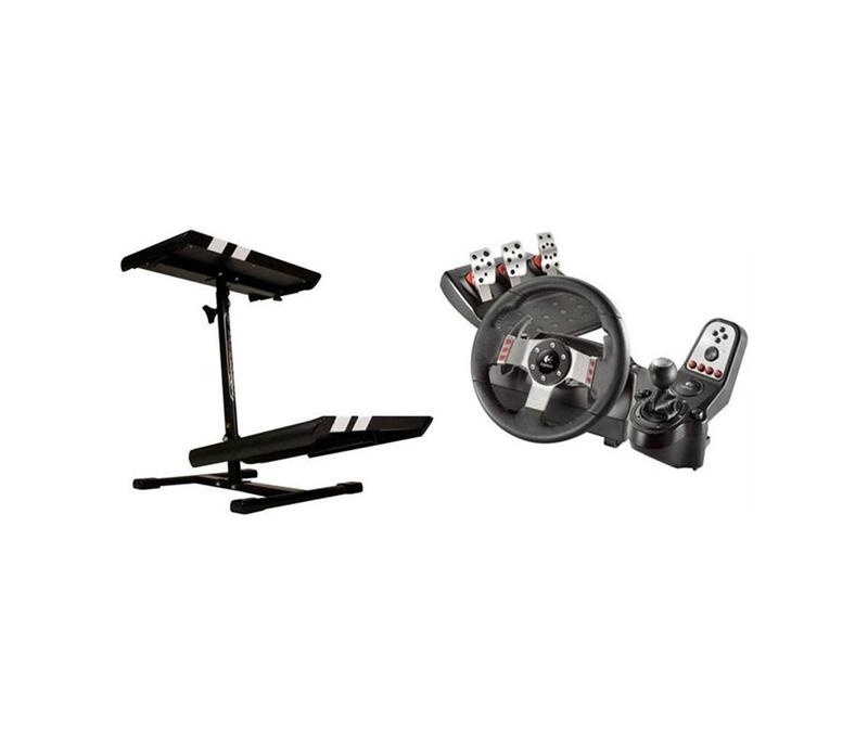 logitech g27 racing wheel speedblack evo steering wheel. Black Bedroom Furniture Sets. Home Design Ideas