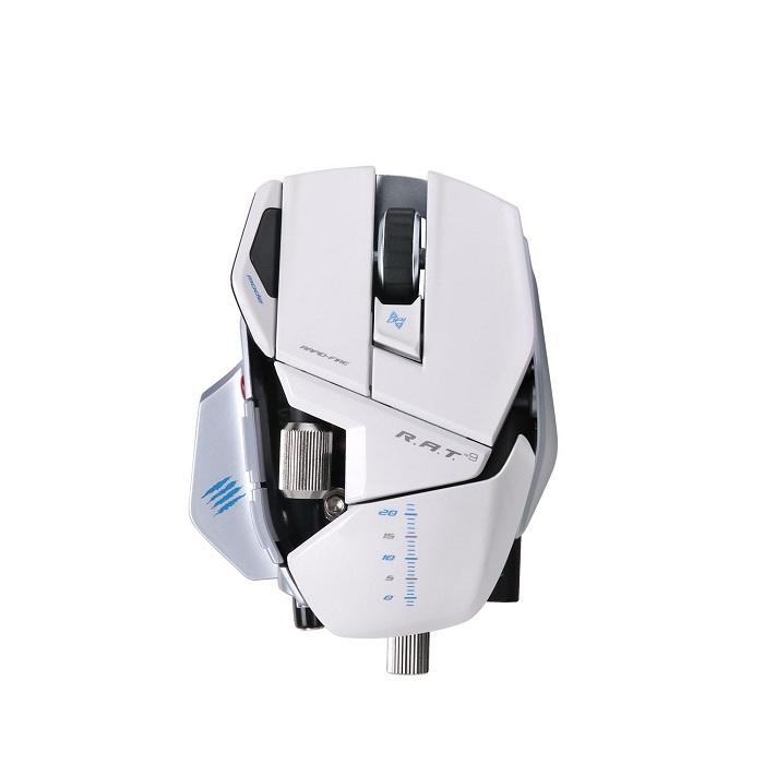 Mad Catz Saitek Cyborg Rat 7 6400 Dpi Wireless Gaming Mouse