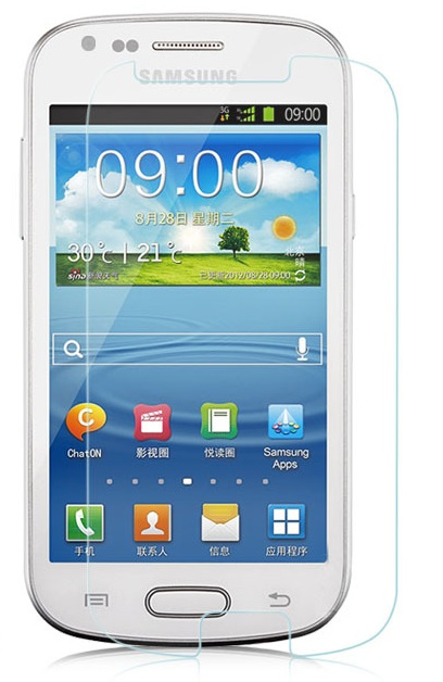 b83bff2b84e Screen Protector tempered glass 0.26mm Samsung Galaxy S3 Mini