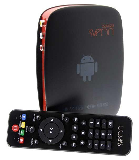 Android TV Sveon SSL4420 - DiscoAzul com