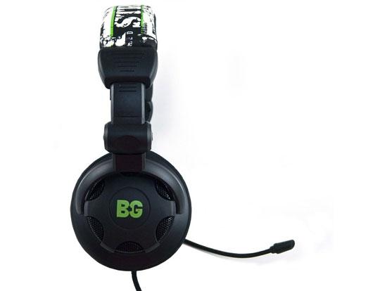 BG Strike Eagle Gaming Headset