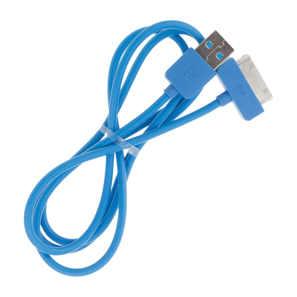 usb cable for iphone 4 4s blue. Black Bedroom Furniture Sets. Home Design Ideas
