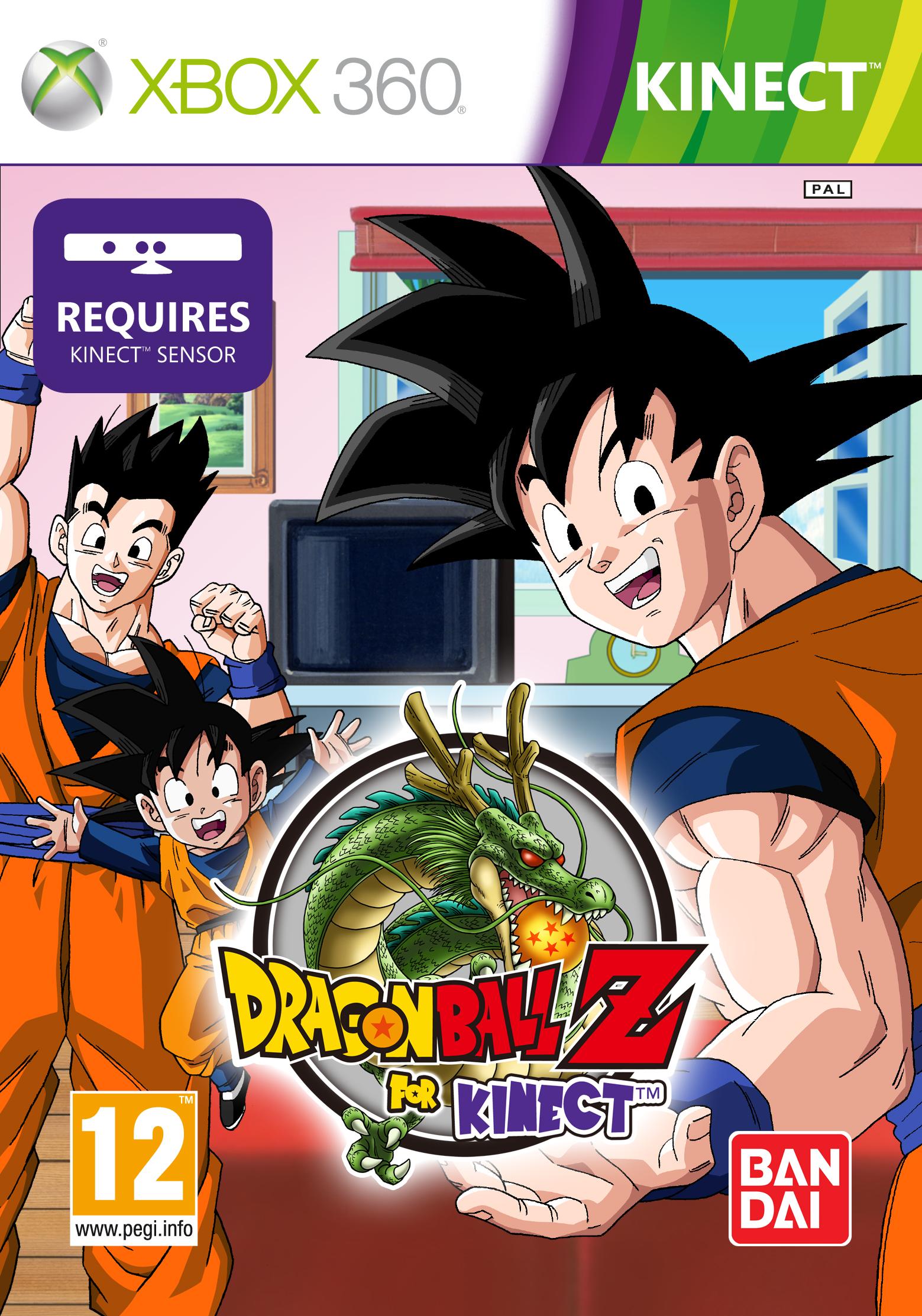 Dragon Ball Z Kinect Xbox 360 Discoazul Com