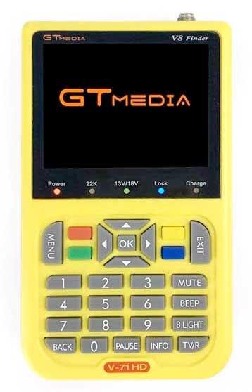 GT Media V8 Finder (Freesat)