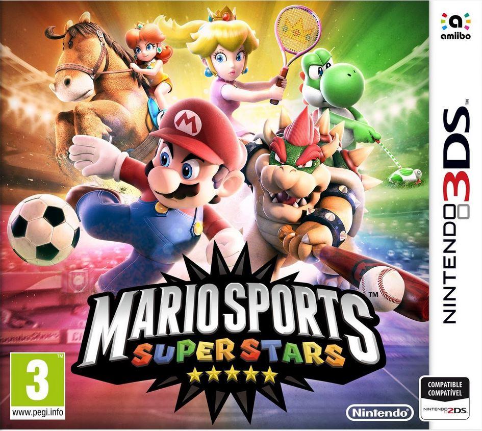 Mario Sports Superstars for Nintendo 3DS - Nintendo