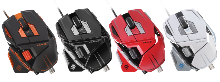 Mad Catz M.M.O 7 Mouse Driver for Mac Download