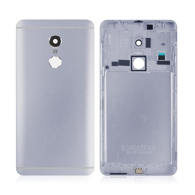 online store baf45 6c53d Battery Cover - Xiaomi Redmi Note 4 Grey