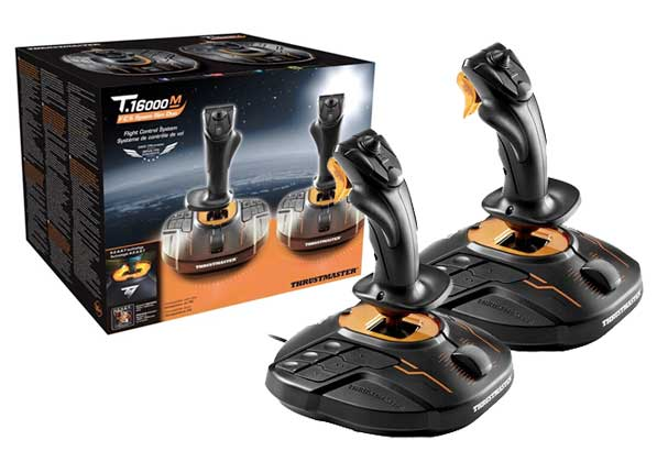Thrustmaster T 16000M FCS Space Sim Duo (PC)